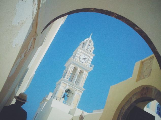 Catedral católica Fira