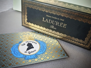 Packaging Ladurée