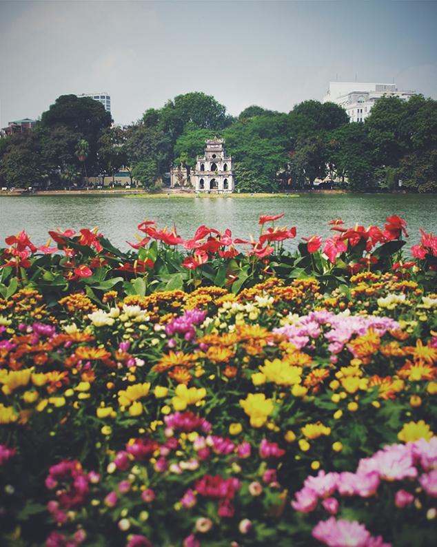 lago Hoán Kiếm