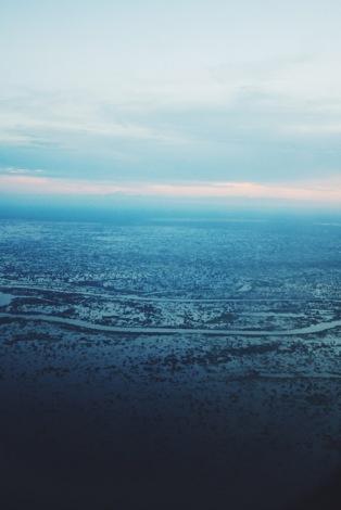 Camboya desde el cielo